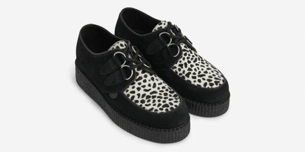 black and leopard wulfrun creepers