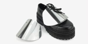 UNDERGROUND METAL TOE PLATE FOR CREEPER & STEEL CAP FOOTWEAR ACCESSORIES FOR MEN AND WOMEN