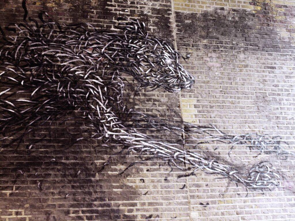 DALeast Street Art - UNDERGROUND ENGLAND BLOG