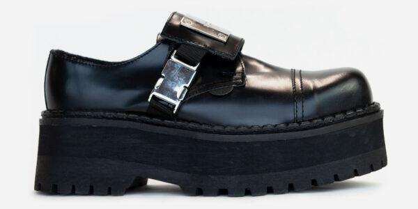 Tracker Steel Cap Shoe with Nickel Plate