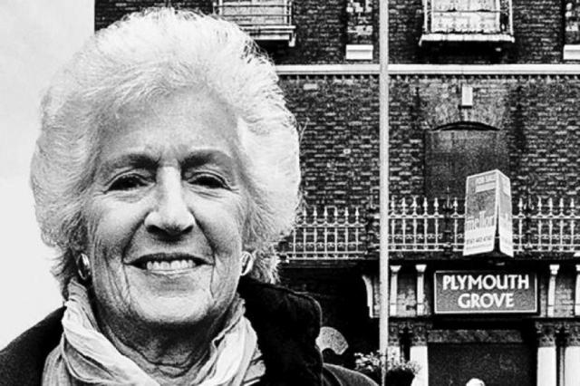 Shirley Baker - UNDERGROUND ENGLAND BLOG POST