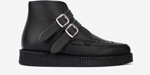 Bowie Creeper Boot - vegan leather