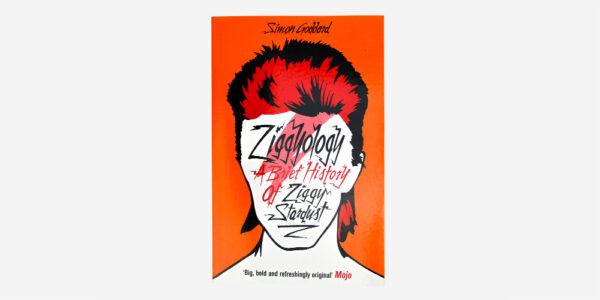 UNDERGROUND ENGLAND BOOKS ZIGGYOLOGY BY SIMON GODDARD