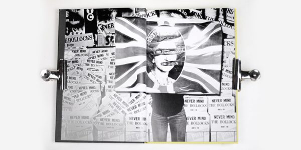 UNDERGROUND ENGLAND BOOKS THE BOLLOCKS A PHOTO ESSAY OF THE SEX PISTOLS BY DENNIS MORRIS