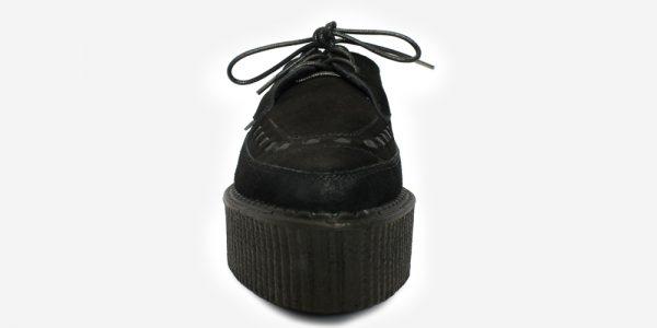 Underground Original barfly Creeper black suede for men and women