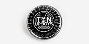 Underground England Button Badge Ton Up Boys