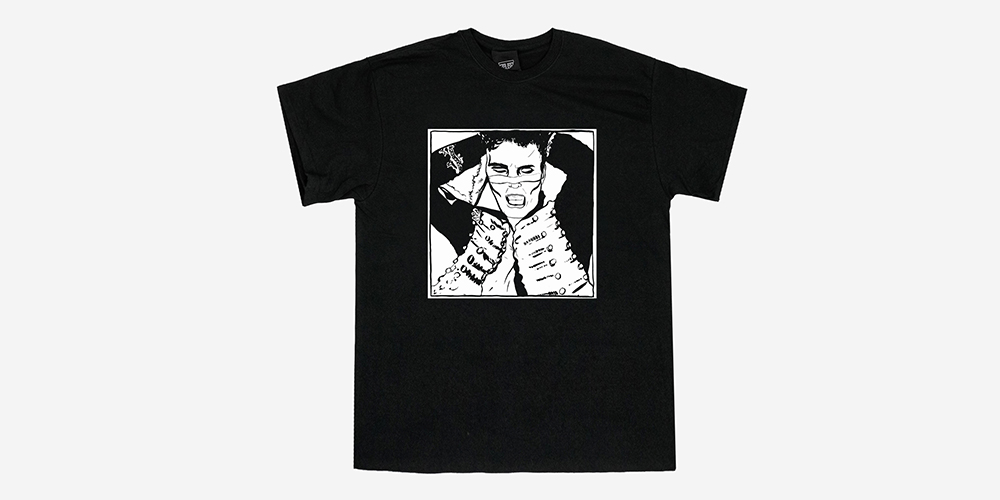 ADAM ANT T-SHIRT