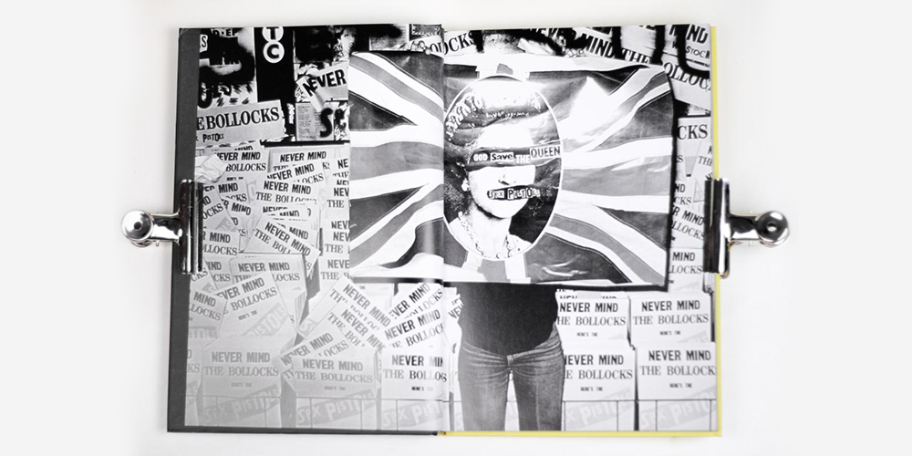 Dennis Morris The Bollocks - Sex Pistols Photo Esaay
