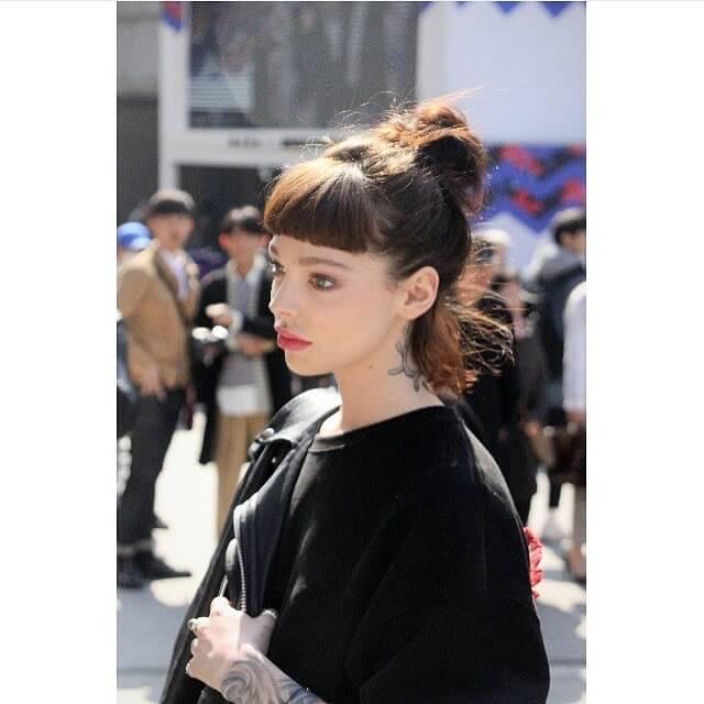 Pixiee at Seoul fashion week- Underground blog