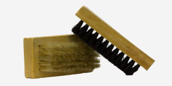 Underground shoe brush CHERRY BLOSSOM MEDIUM TWIN BRUSH SET