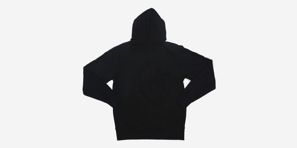 Underground England Black and white Japanese ポストパンク post punk pull over hoodie in black and white for men and women
