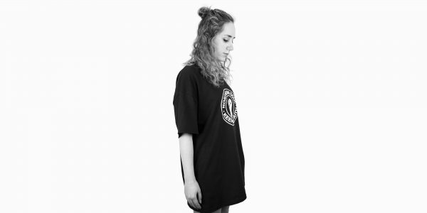 Underground England Northern Soul black and white t shirt for men and women