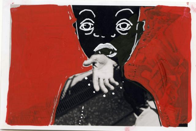 William Grob - Masks - Underground England blog
