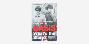 UNDERGROUND BOOKS OASIS/ WHAT'S THE STORY? BY IAIN ROBERTSON