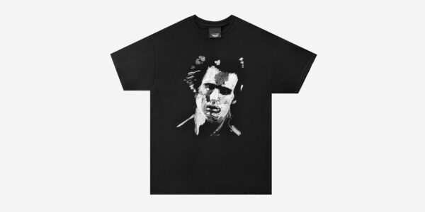 Underground England Sid Vicious T-shirt black for men and women