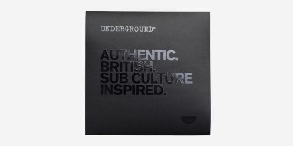 Underground England Sticker AUTHENTIC BRITISH SUBCULTURE INSPIRED