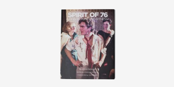 UNDERGROUND ENGLAND BOOKS SPIRIT OF 76 BY JOHN INGHAM