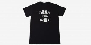 FILTH AND FURY T-SHIRT