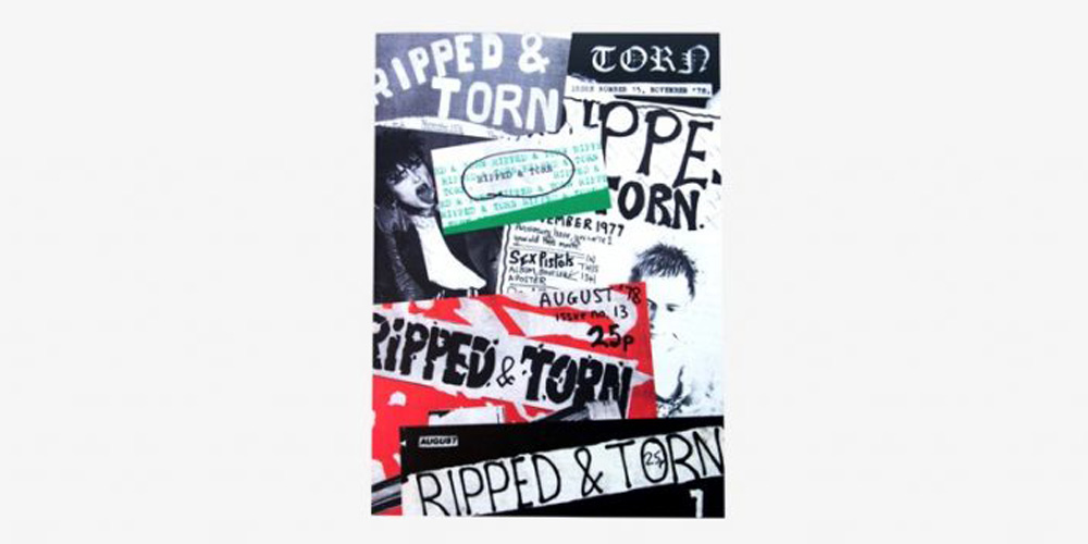 Ripped and Torn by Tony Drayton
