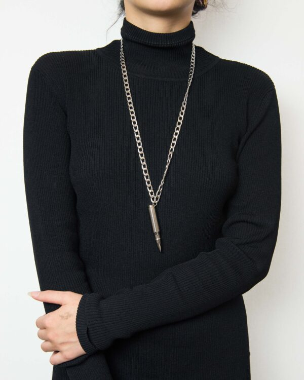 UNDERGROUND BULLET CHAIN NECKLACE JEWELLERY ACCESSORIES FOR MEN AND WOMEN