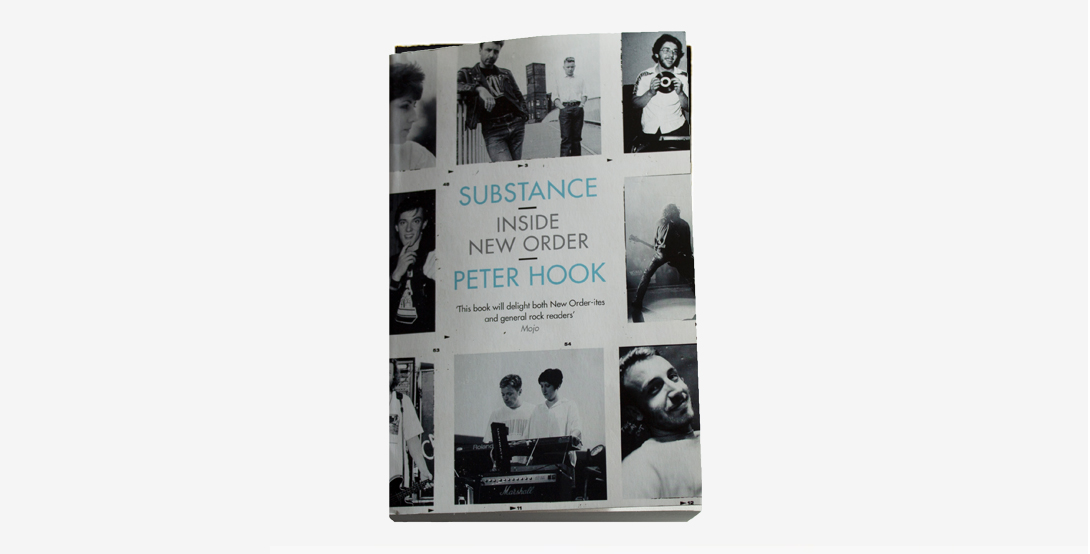 INSIDE NEW ORDER BY PETER HOOK