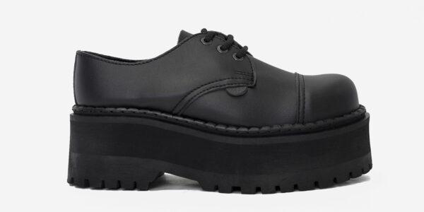 triple sole vegan steel cap shoe