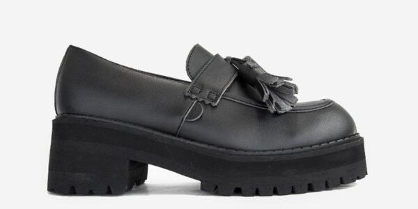 Tassel Loafer - vegan leather