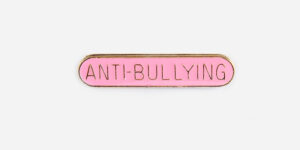 ANTI BULLYING PINK
