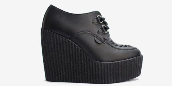 creeper - vegan leather