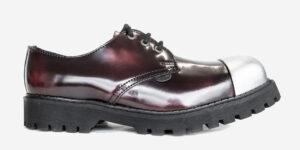 external steel cap shoe