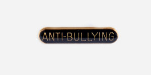 ANTIBULLYING BADGE