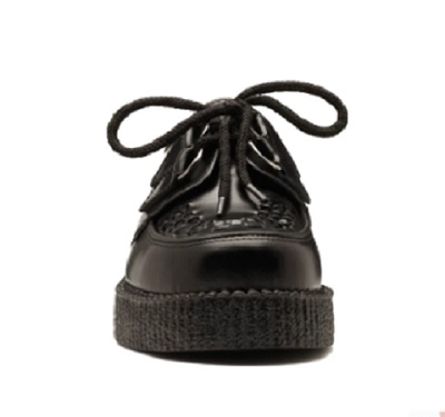 Underground Always Forward Never Creepe Shoes