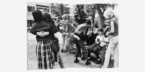 UNDERGROUND ENGLAND BOOKS RAW PUNK STREETS UK 1979-1982 BY JANETTE BECKMAN
