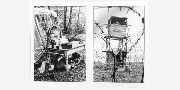 UNDERGROUND ENGLAND BOOKS GREENHAM COMMON WOMEN'S PEACE CAMP 1983-1984 BY JANINE WIEDEL