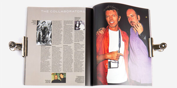 UNDERGROUND ENGLAND BOOKS BOWIE: STYLE BY MARK PAYTRESS AND STEVE PAFFORD