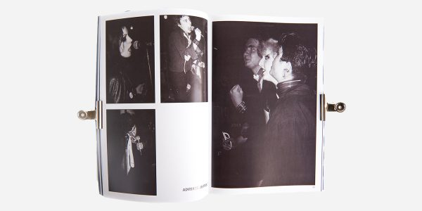 UNDERGROUND ENGLAND BOOKS 100 NIGHTS AT THE ROXY: PUNK LONDON 1976-77 BY ANDREW CZEZOWSKI AND SUSAN CARRINGTON