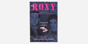 BK-347 BOOK THE ROXY OUR STORY.1