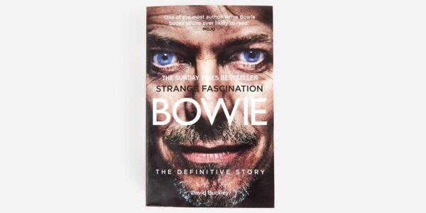 Strange Fascination: David Bowie