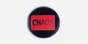 chaos badge