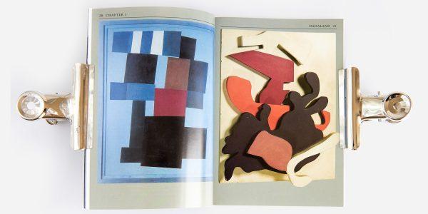 UNDERGROUND ENGLAND BOOKS DADA: THE REVOLT OF ART BY MARC DACHY