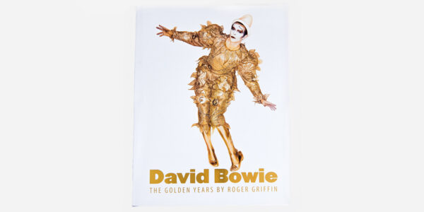 David bowie the golden years book
