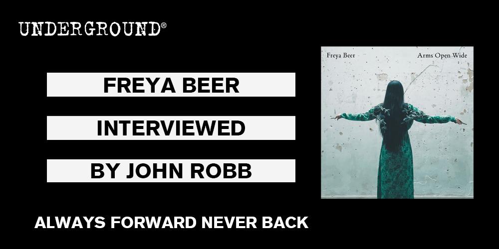 Freya Beer Always Forward Never Back