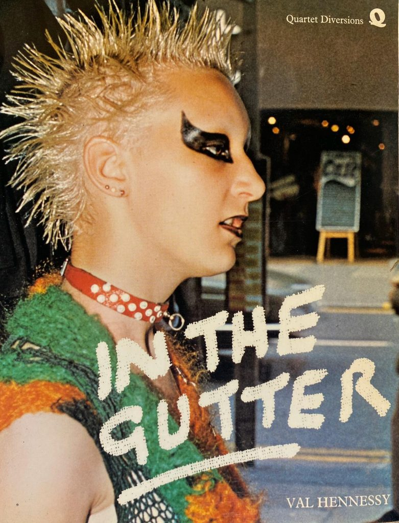 In the Gutter by Val Hennessy