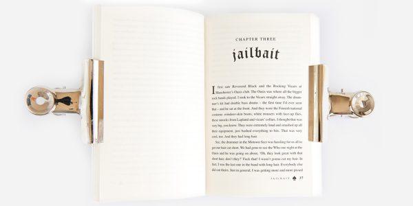 UNDERGROUND ENGLAND BOOKS WHITE LINE FEVER: LEMMY BY LEMMY KILMINSTER