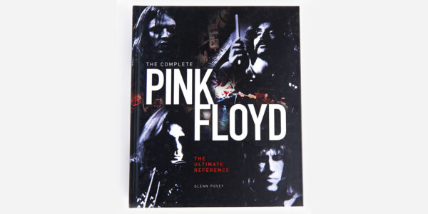 UNDERGROUND ENGLAND BOOKS THE COMPLETE PINK FLOYD BY GLENN POVEY