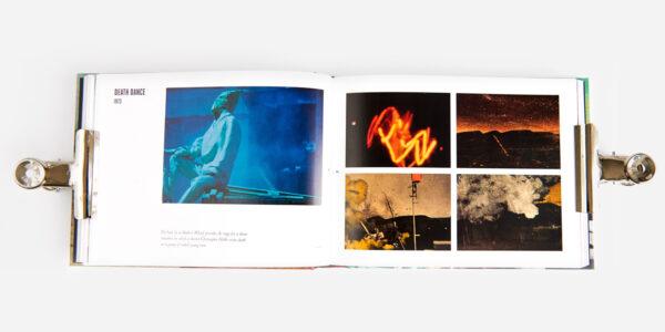 UNDERGROUND ENGLAND BOOKS DEREK JARMAN: SUPER 8 BY JAMES MACKAY