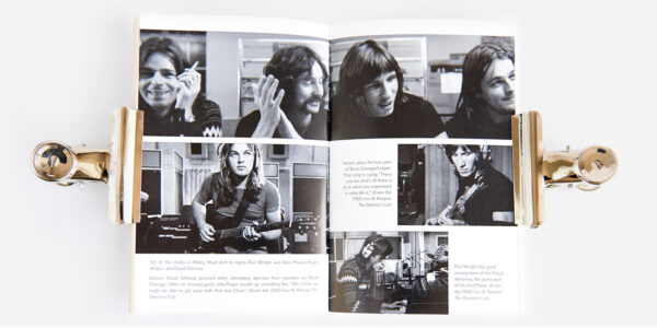 UNDERGROUND ENGLAND BOOKS THE DARK SIDE OF THE MOON: THE MAKING OF THE PINK FLOYD MASTERPIECE BY JOHN HARRIS