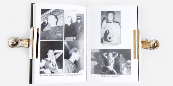 UNDERGROUND ENGLAND BOOKS THE PRODIGY: THE OFFICIAL STORY – ELECTRONIC PUNKS BY MARTIN ROACH