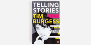 Telling Stories by Tim Burgess