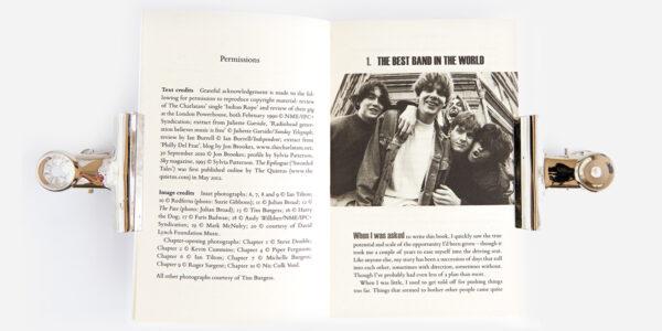 UNDERGROUND ENGLAND BOOKS TELLING STORIES BY TIM BURGESS